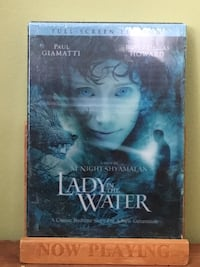 The Lady In Water. Unopened DVD  Toronto, M1X 1V8