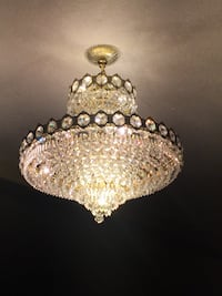 Crystal Chandelier (Beautiful) Cambridge, N1T 0A3
