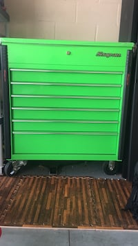 green Snap-on tool chest Orlando, 32828