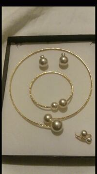 Sterling Jewelry set Houston, 77099