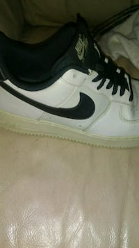 pair of white-and-black Nike sneakers Hopkinsville, 42240