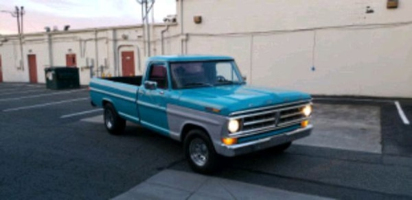 Ford - F-100 - 1972