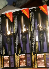 """Hot Tools Marcel Professional Curling Irons 1.5 """"  North York, M2N"""