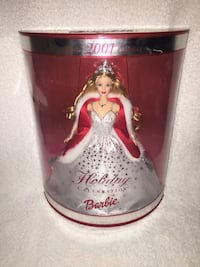 2001 Holiday Celebration Barbie Victorville, 92392