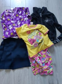 Girls clothes lot size 5/6