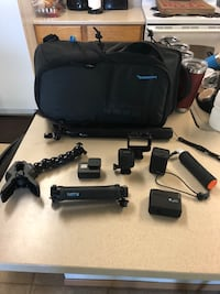 GoPro items see second photo Honolulu, 96818