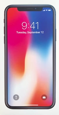 IPhone X brand new 256 gs AT&T only Springfield, 97477