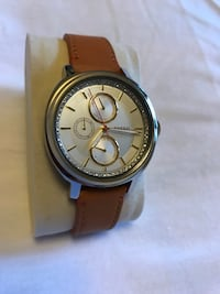 Women's fossil watch with genuine leather band Portland, 97215