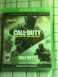 Infinite Warfare Legacy Edition Xbox Hummelstown, 17036