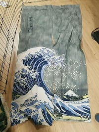 Curtain from japan