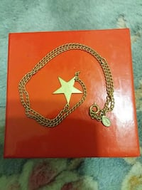 Beautiful Gold Star Necklace Hagerstown, 21742