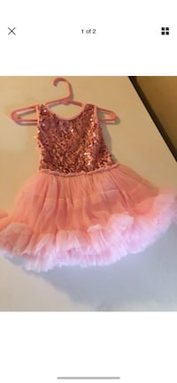 Size 18 Month sequin Dress  Independence, 70443