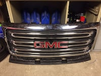 New Generation GMC Canyon front grille Richmond Hill, L4C 6K4