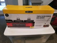 HOLIDAY SPECIAL Triple Slow Cooker Linthicum Heights, 21090