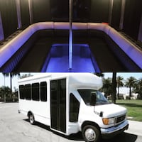 Party bus rental  West Valley City