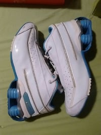 Used 2002 Ken Griffey Jr G7 Nike Shox size 11.5 for sale in Newburgh ... d49f39a37