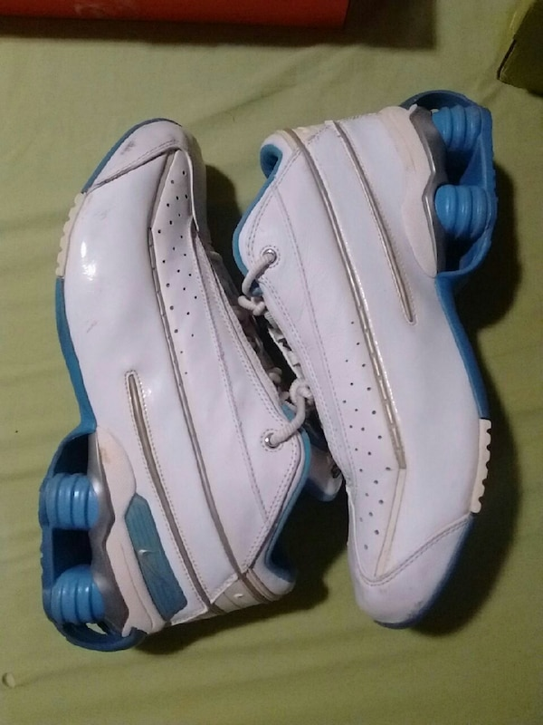 cf4cb8527a8 Used 2002 Ken Griffey Jr G7 Nike Shox size 11.5 for sale in Newburgh ...