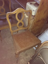 Figure 8 Backed Chairs (3 available) Wilsonville