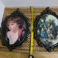 XL size Vintage Italian Frames with pictures Toronto, M2J