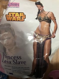 Princess Leia costume (only used once)  Lorton, 22079