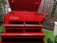 red and gray tool chest El Paso, 79904
