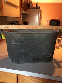 """Vintage canning boiler 22""""Lx13""""Hx12""""W Hagerstown, 21740"""