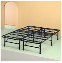Queen Size 14inch Bed Frame Vienna, 22182