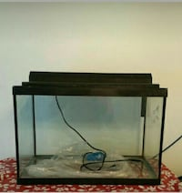 21.4 US Gallon Aquarium with Light fixture and Lid Ontario, M1C 2J3