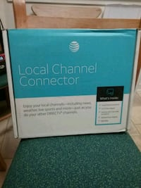 Local channel connector AT &T Mount Pleasant, 29464