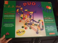 new duo rally , 232 pcs,game,marble run,7914 Mississauga