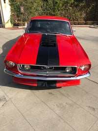 Ford - mustang fastback cobra clone - 1968 Los Angeles, 91423