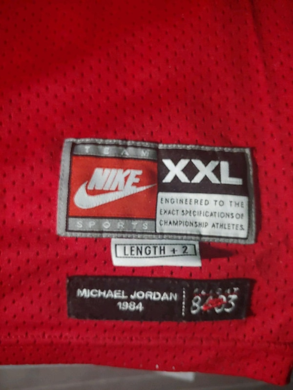 3333a839b Used Chicago Bulls Michael Jordan Jersey for sale in Anaheim - letgo