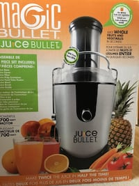 Magic Bullet: Juice Bullet Brampton, L6V