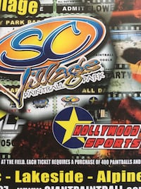 Sc village paintball tickets  Compton, 90221