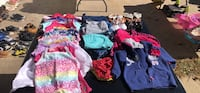 0-9 mos little girl clothes and shoes Wichita, 67217