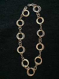 Collier Gold filled Vintage $8 788 km