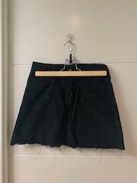 Black miniskirt size S Madrid, 28046