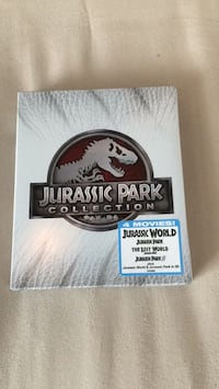 Jurassic Park Blu-ray collection Hagerstown, 21740