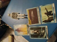 1980s Star Wars action figure amd trading cards Inwood, 25428
