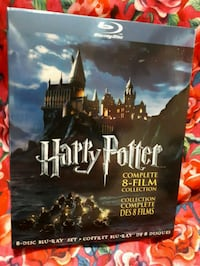 Harry potter 8 film Blu-ray  Toronto, M5J 1A7