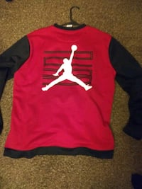 Jordan jacket mens size xl