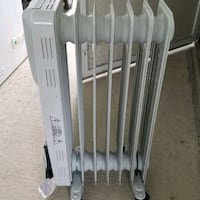 New electric space heater Columbus