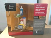 Pull out cabinet organizer Toronto, M8V