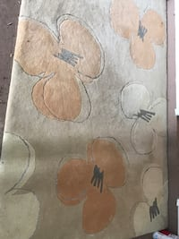 gray and brown floral textile Somerset, 08873