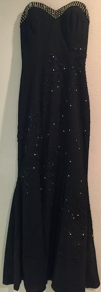 Women's black formal dress Lake Charles, 70607