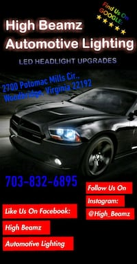 High Beamz Automotive Lighting  Woodbridge, 22192