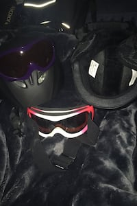 Snowboarding helmets and Goggles  Surrey