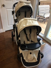 City Select double Stroller in diamond color 549 km