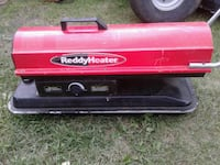 red and black dissal heater   Spruce Grove, T7X 4L6