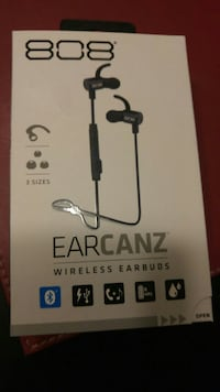 Wireless Earbuds - New in box